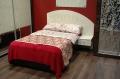 Кровать стационарная с тумбочками