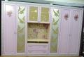 Стенка с распашными фасадами и УФ печатью