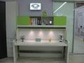 кровать-стол, матрац 90х190